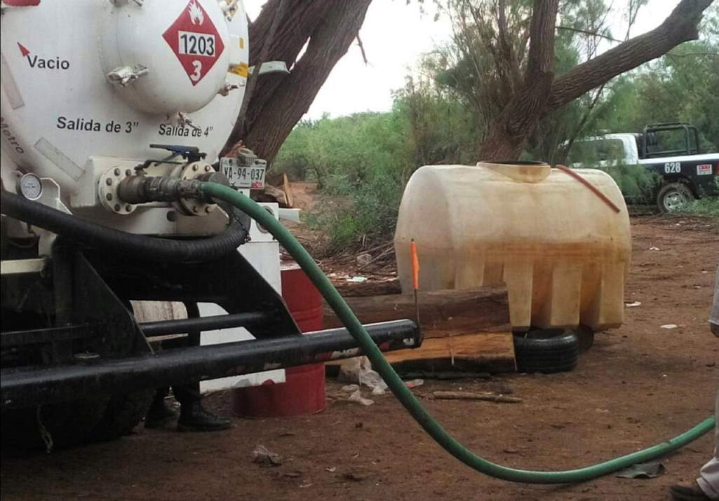 Gasoline Theft Down by 86 Percent in TwoMonths
