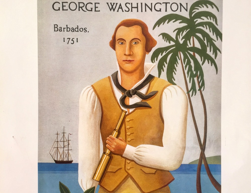 Five Reasons Why You Should Follow George Washington on a Caribbean Vacation to Barbados