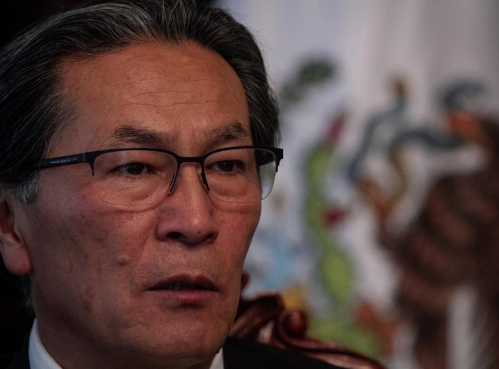 Kazakh Envoy Touts Nation's Accomplishments, Dodges Questions on HumanRights