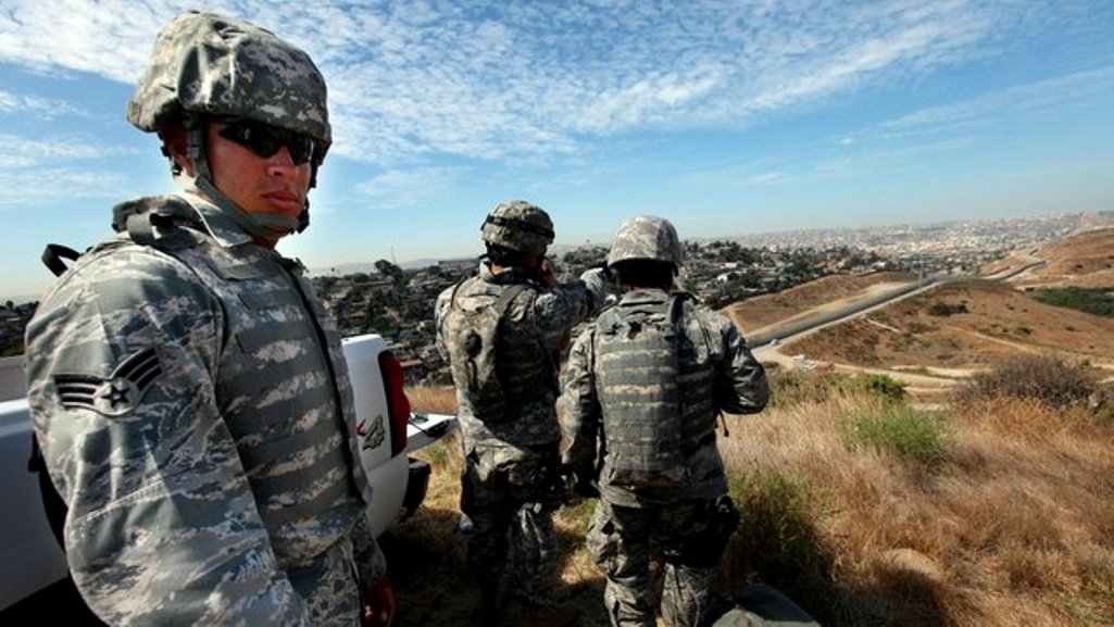 US to Send 3,750 More Troops to Border