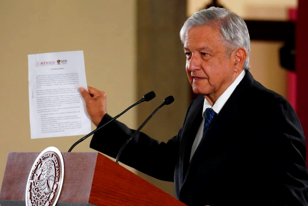 AMLO Vows Not to Seek Reelection