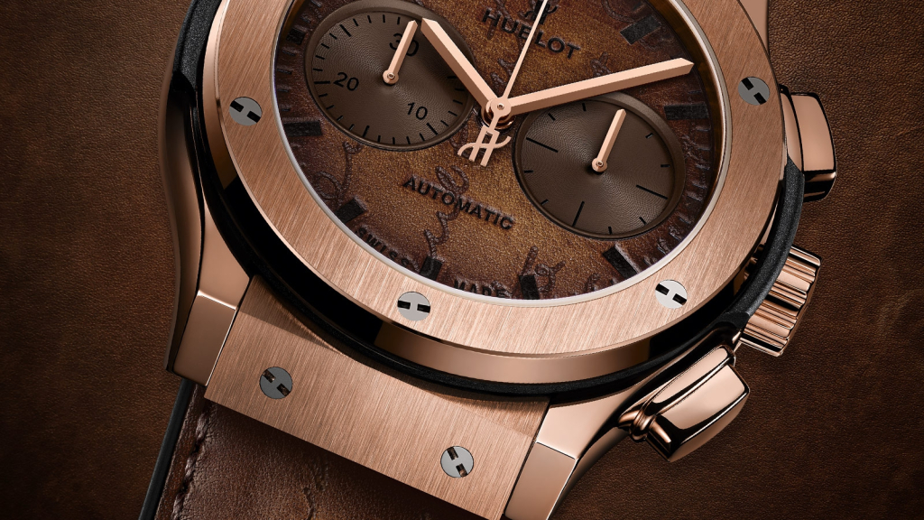 Hublot's Latin American Presence Ticks Upward
