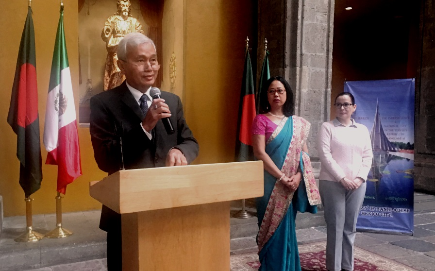 Bangladeshi Ambassador: My Country Has Come a Long Way