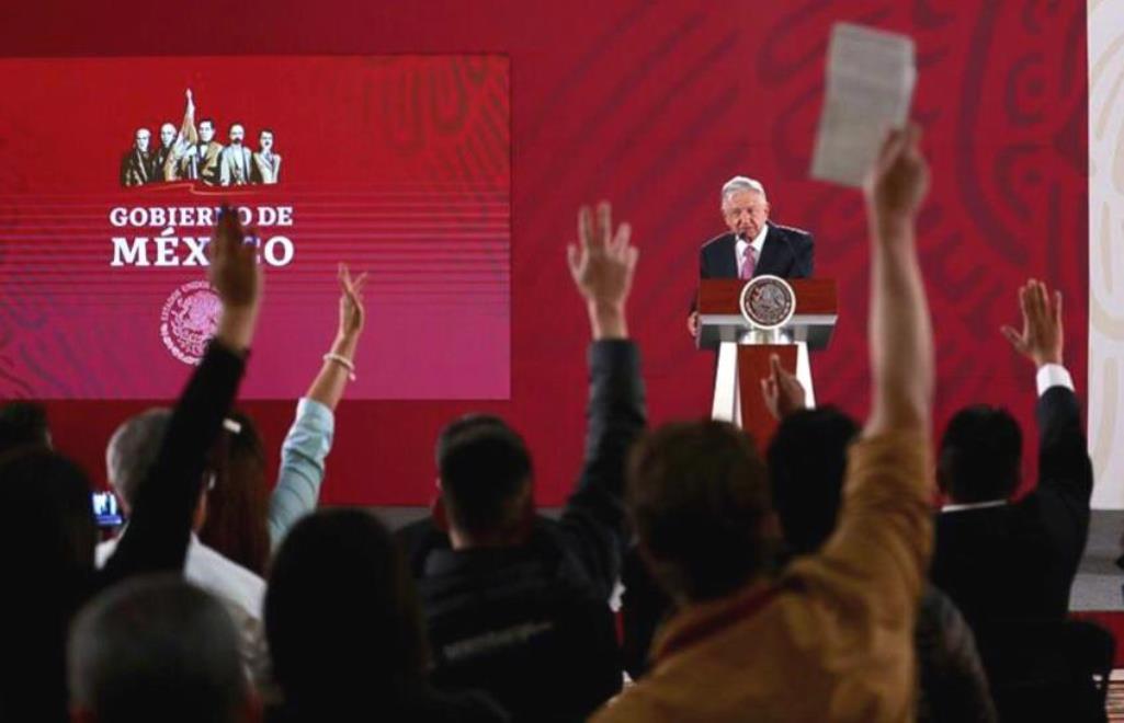 AMLO's Republican Austerity Shakes Down thePress