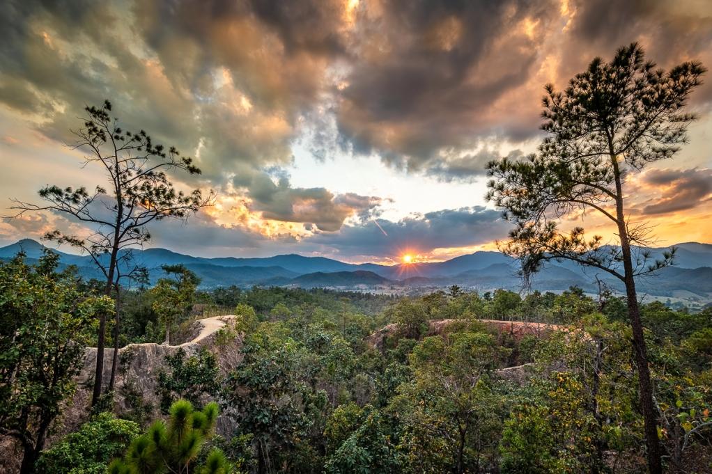 Pai, Northwest Thailand's MountainParadise