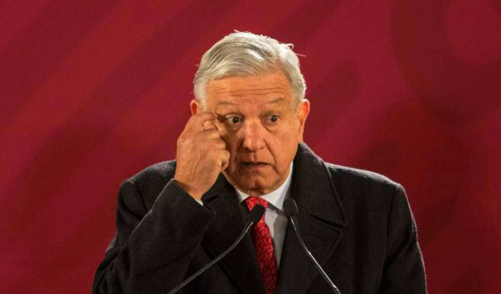 AMLO's Ever-Deepening Hole