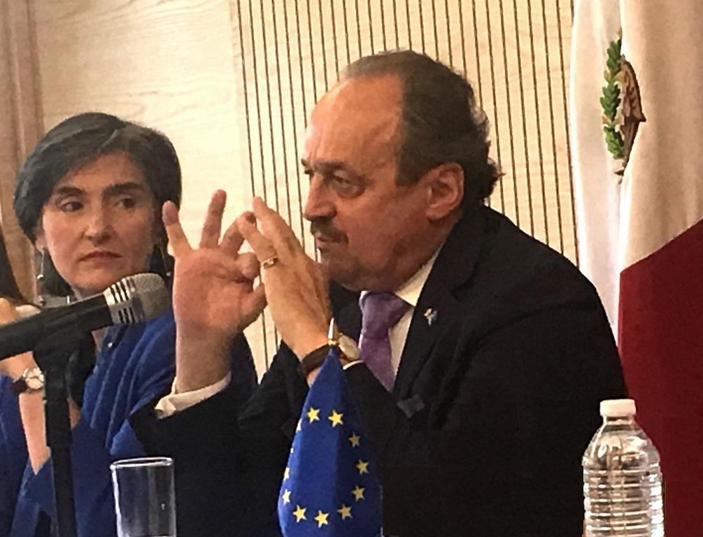 Expanded Europe-Mexico Agreement Due to Take Effect in Early2020