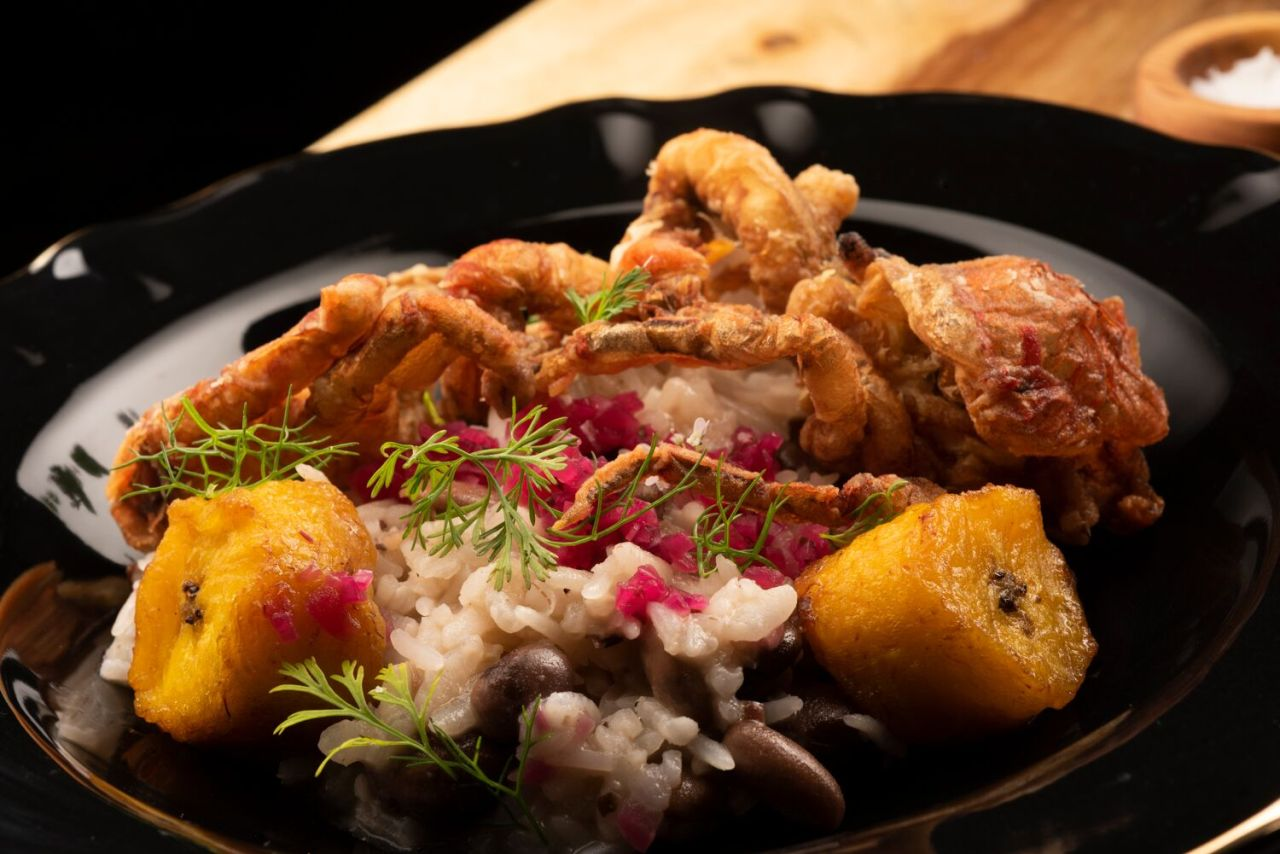 Parisian Cuisine with a Caribbean Twist