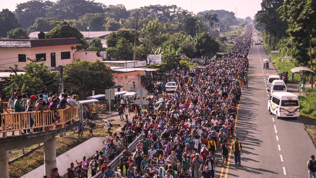 The Guatemalan Border is Secured