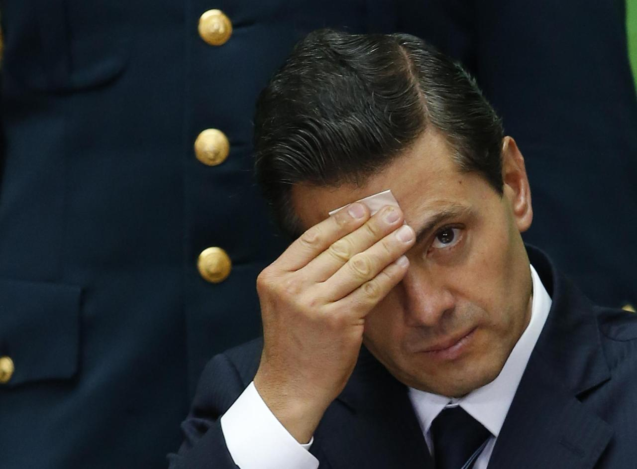 US Securities Exchange Commission Investigates Peña Nieto
