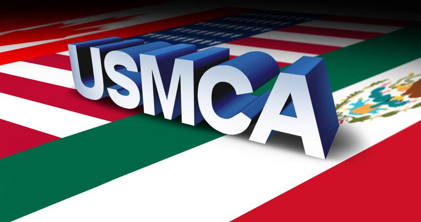USMCA Gets First Legislative Approval