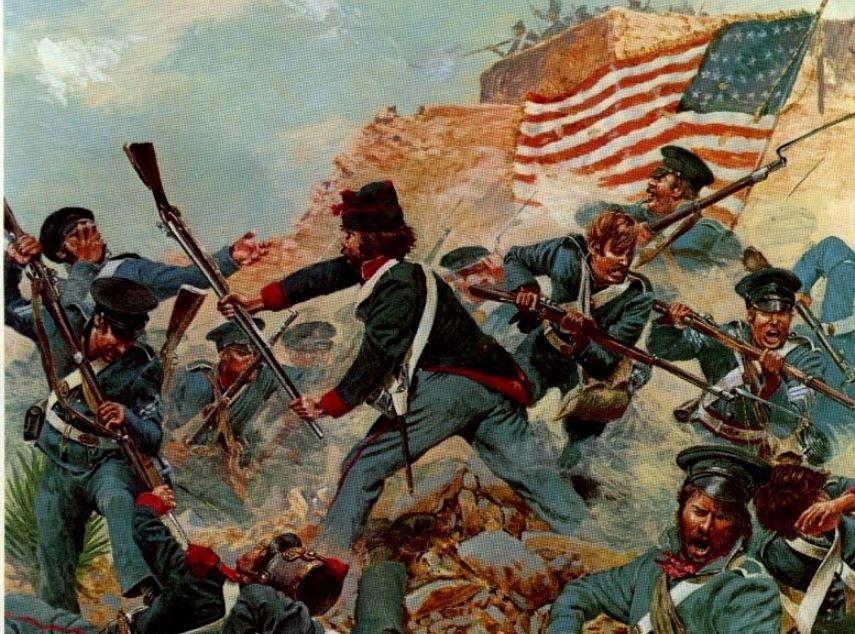 Remembering the Battle ofChurubusco
