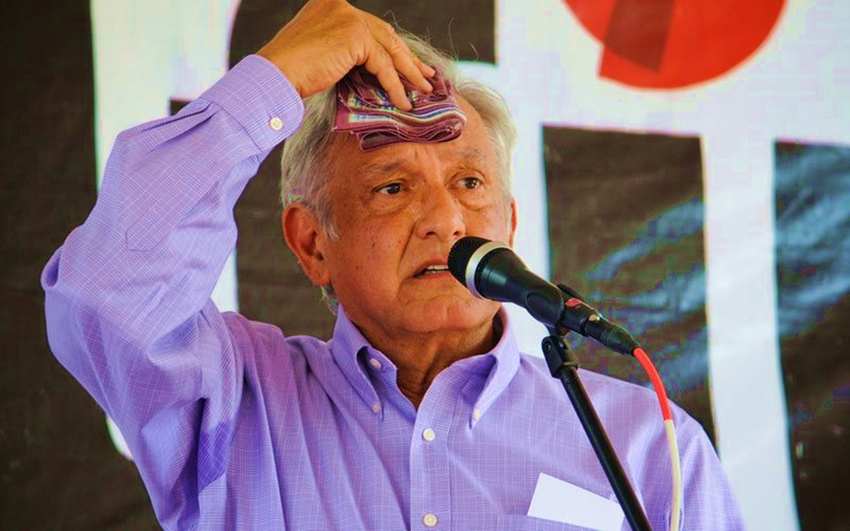 López Obrador Feeling the Heat South of the Border