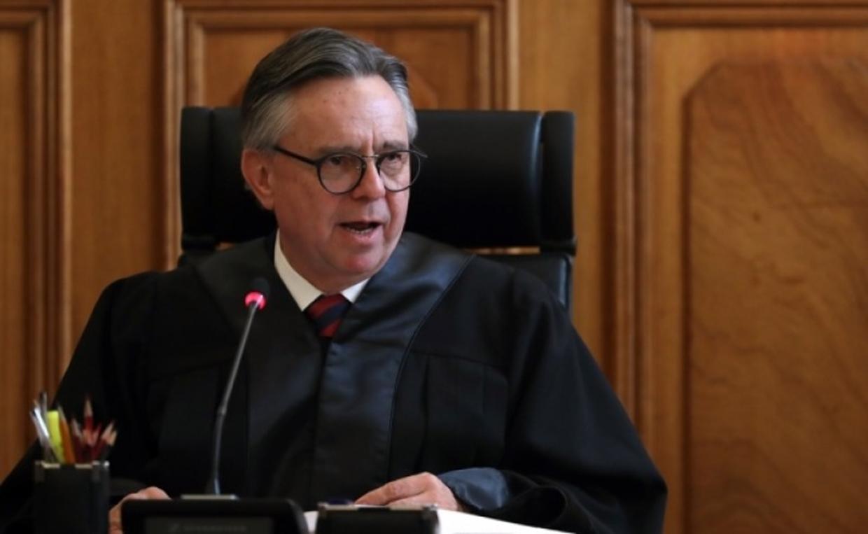Supreme Court Judge Medina Mora Resigns underDuress