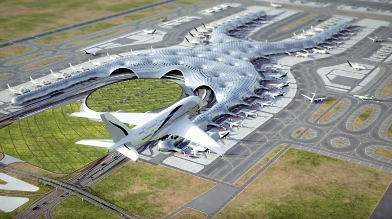 Legal Gate Opens to Start Construction of Santa LucíaAirport
