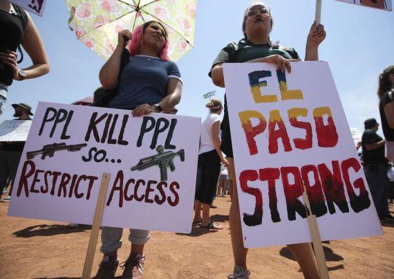 Mexicans Sue Walmart over El PasoShootings