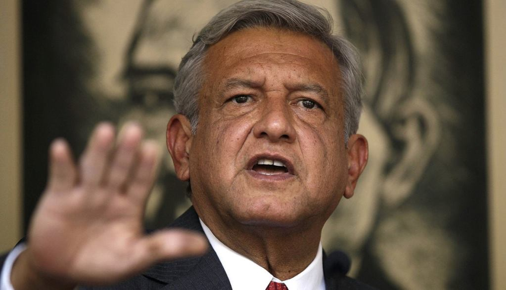 AMLO Drops in Popularity Polls