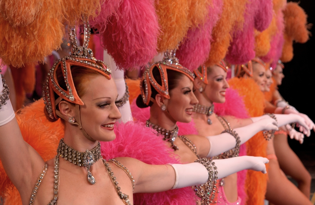 Memories of an Afternoon with a Las VegasShowgirl