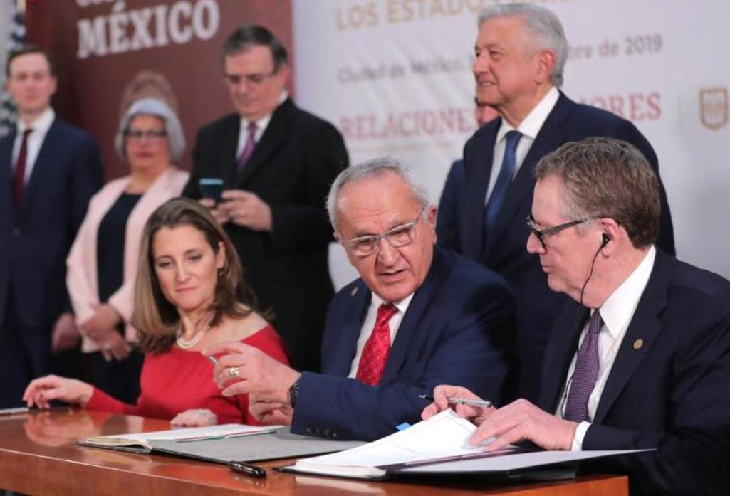 USMCA Passes Major Hurdle on Way toApproval