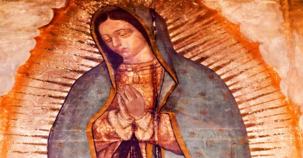 Mexico's Emblemic Virgin Celebrated