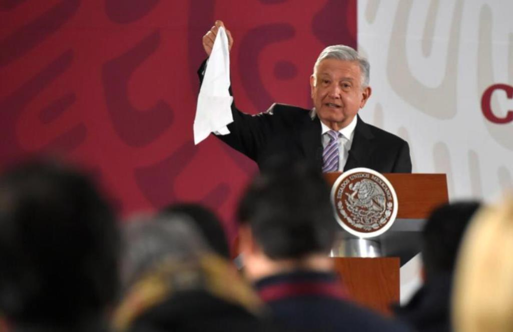 AMLO's Secret Weapon: Don't Fight Back