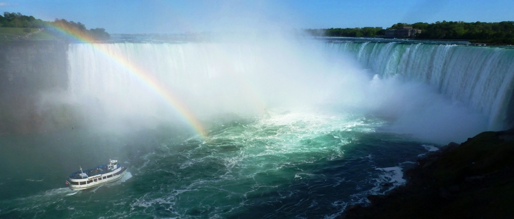 Thunder by the Falls: The Bloody Battle for the Niagara Frontier