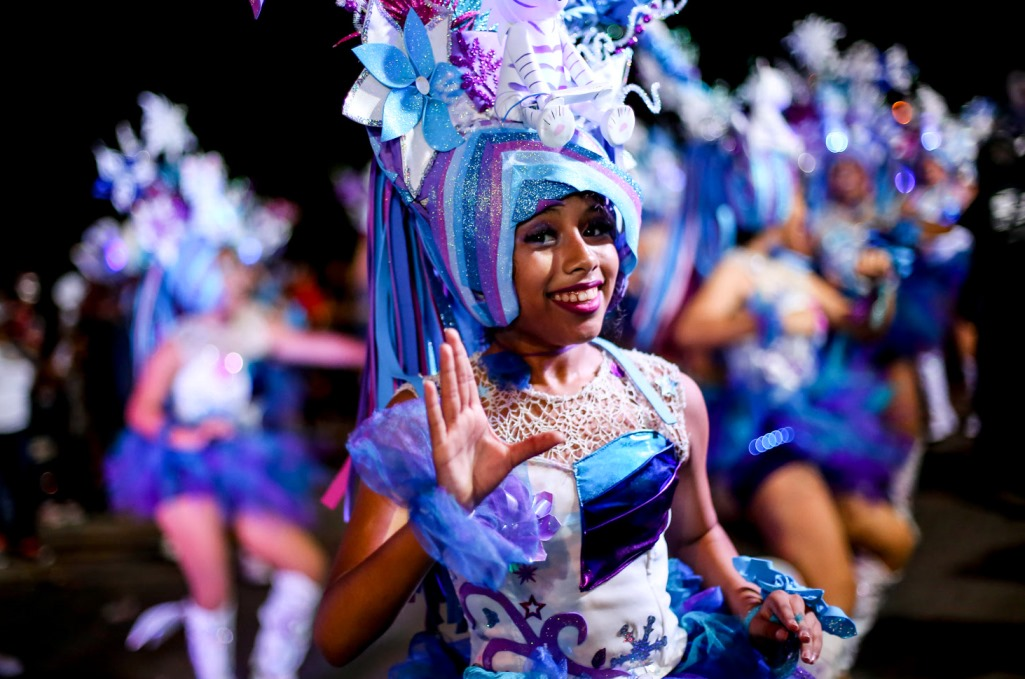 800,000 Expected to Attend Carnival in Mérida