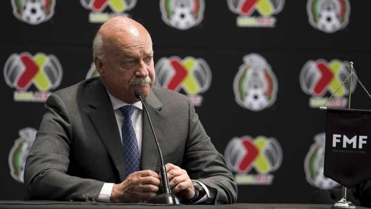 Mexican Soccer League Head Bonilla Tests Positive for Covid-19