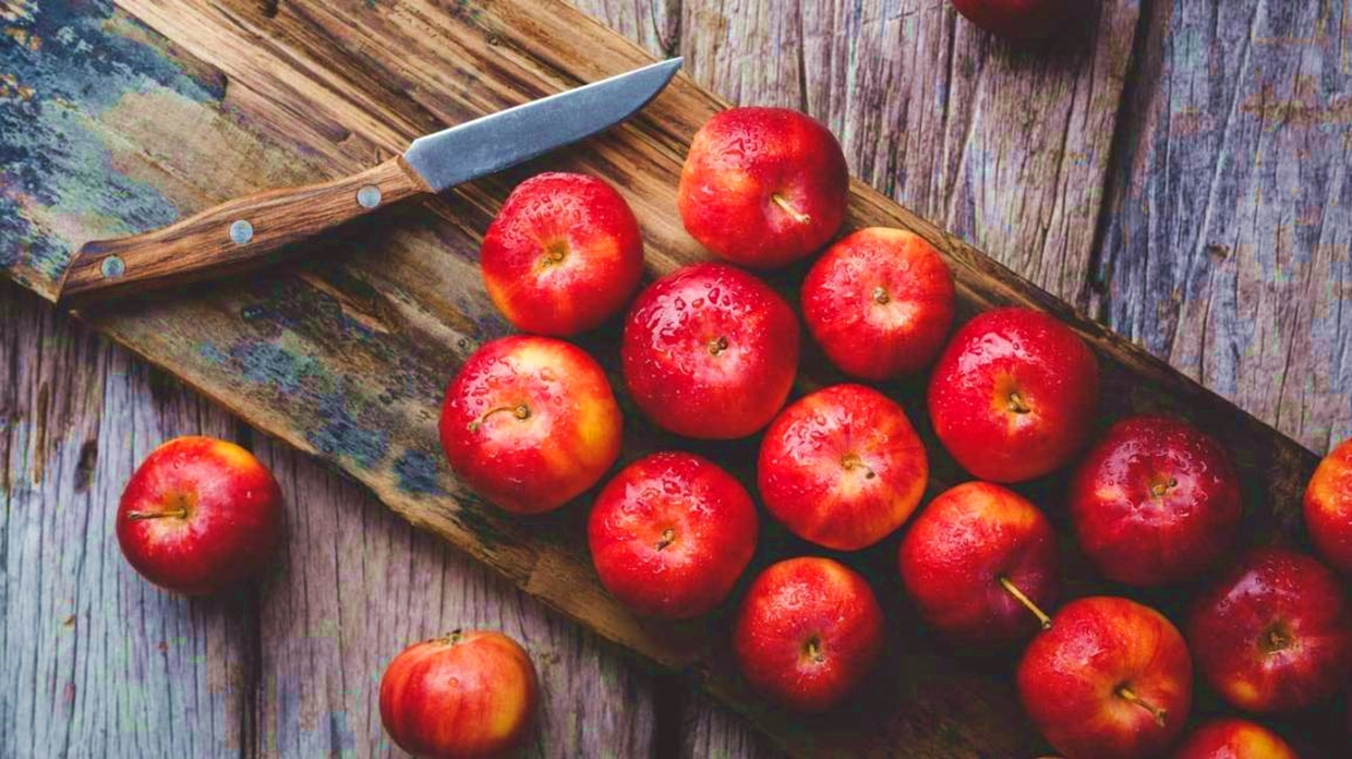 An Apple a Day Might Just Keep You Healthy