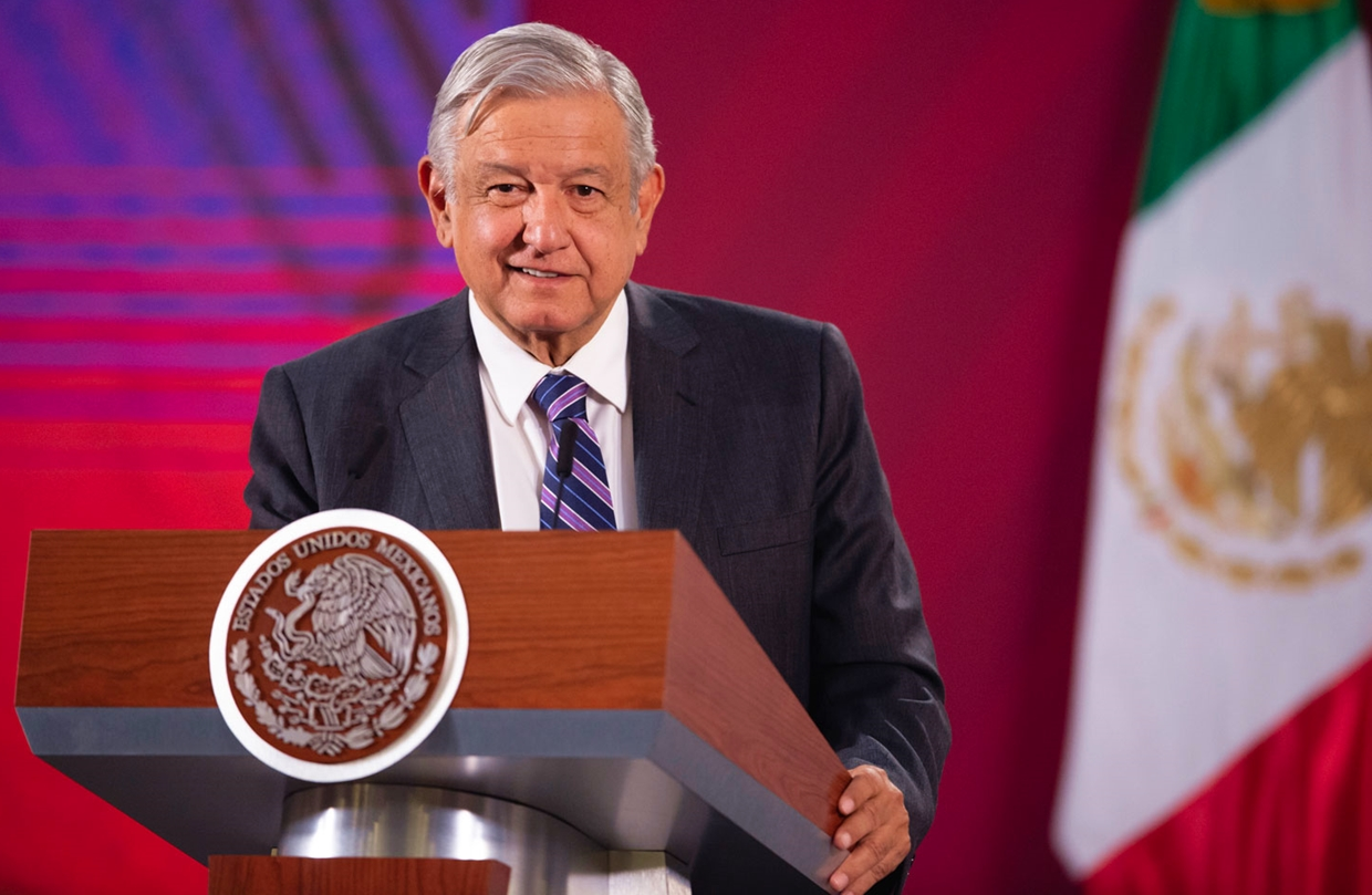 AMLO Calls for a Political Ceasefire