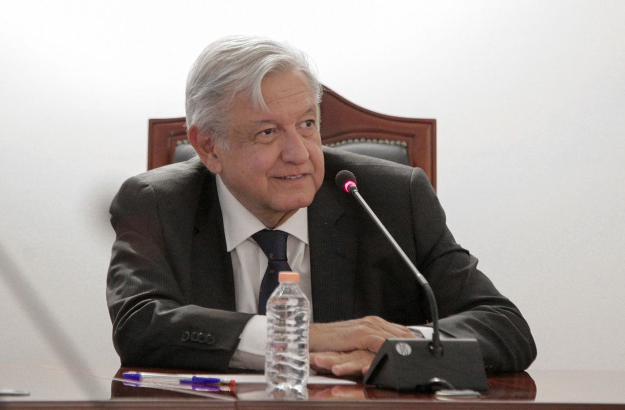 AMLO, a President with a One-Track Mind