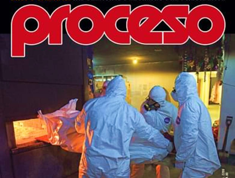 AMLO Rants against MagazineCover