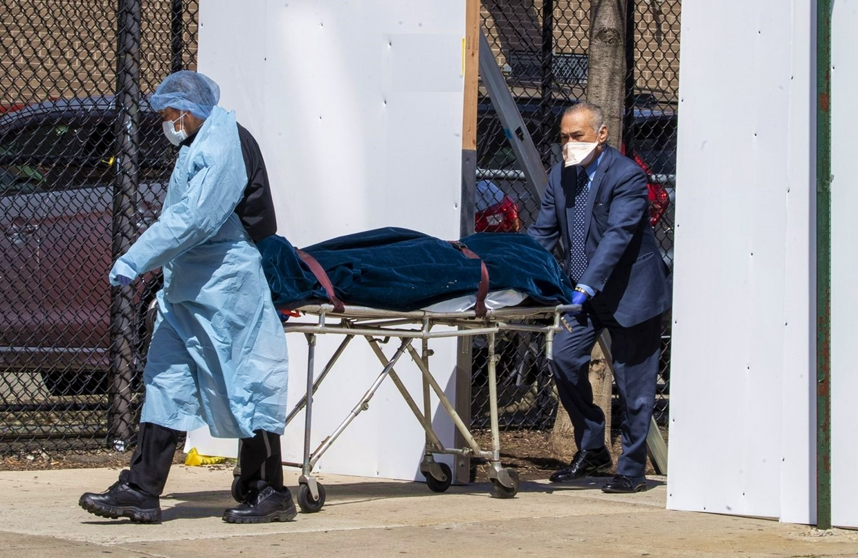 Mexico's Covid-19 Death Count Surpasses 100 aDay