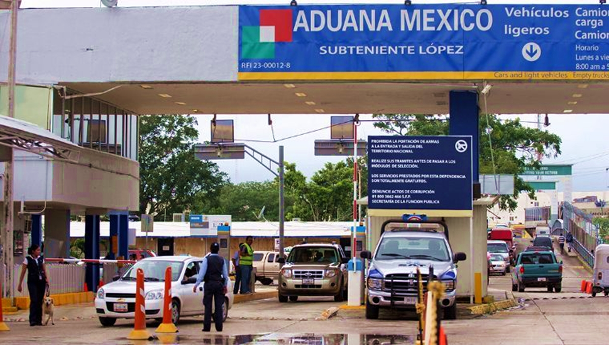 Mexico's Customs Corruption Supply Chain