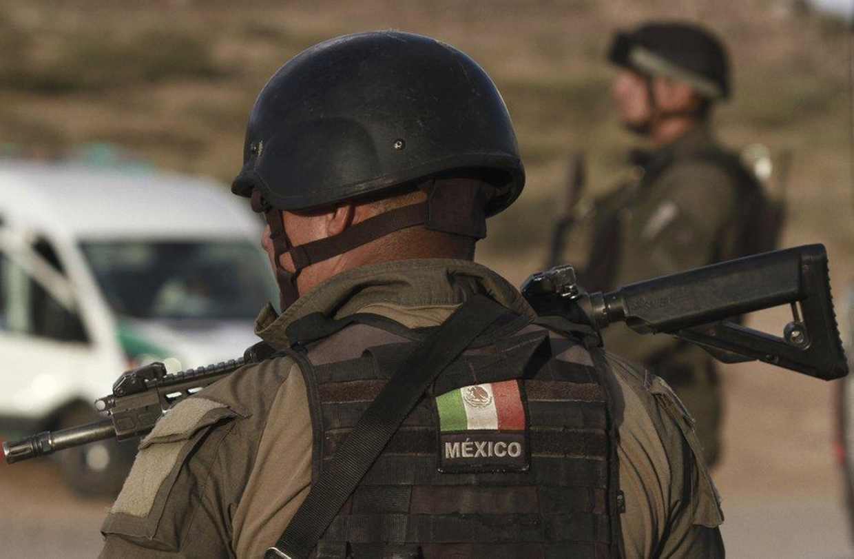 Mexican Military Will Remain on Streets for Five More Years