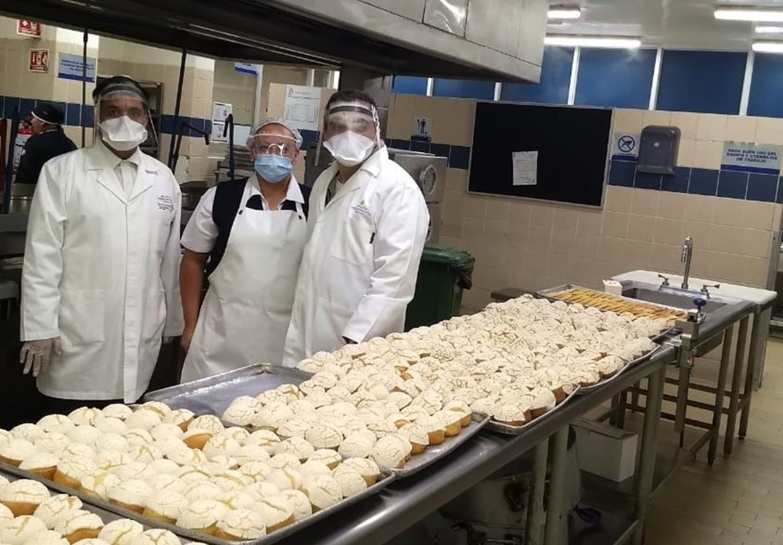 Grupo Presidente, Gigante Donate Meals to INER HealthcareWorkers