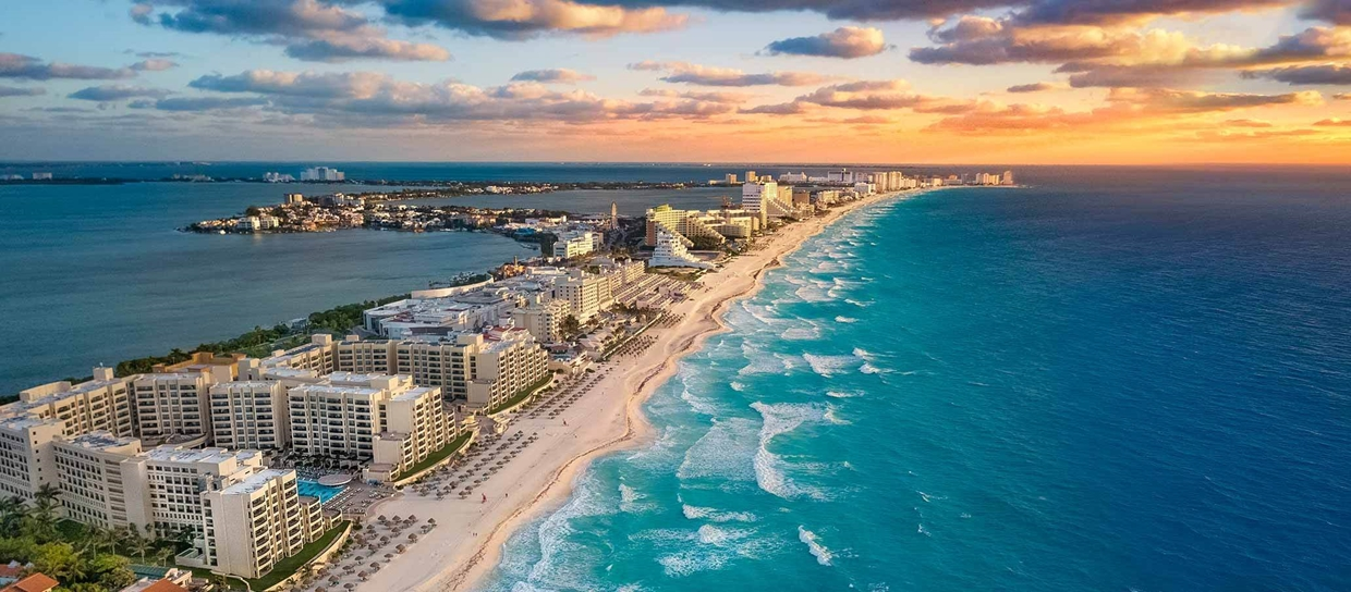 The View from the North: Cancun Not Yet Ready to Reopen