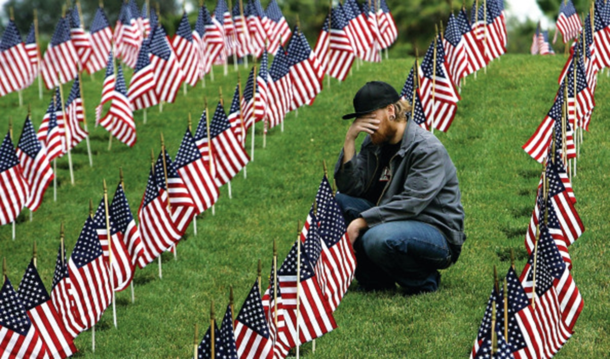 US Embassy Suspends Memorial Day Service