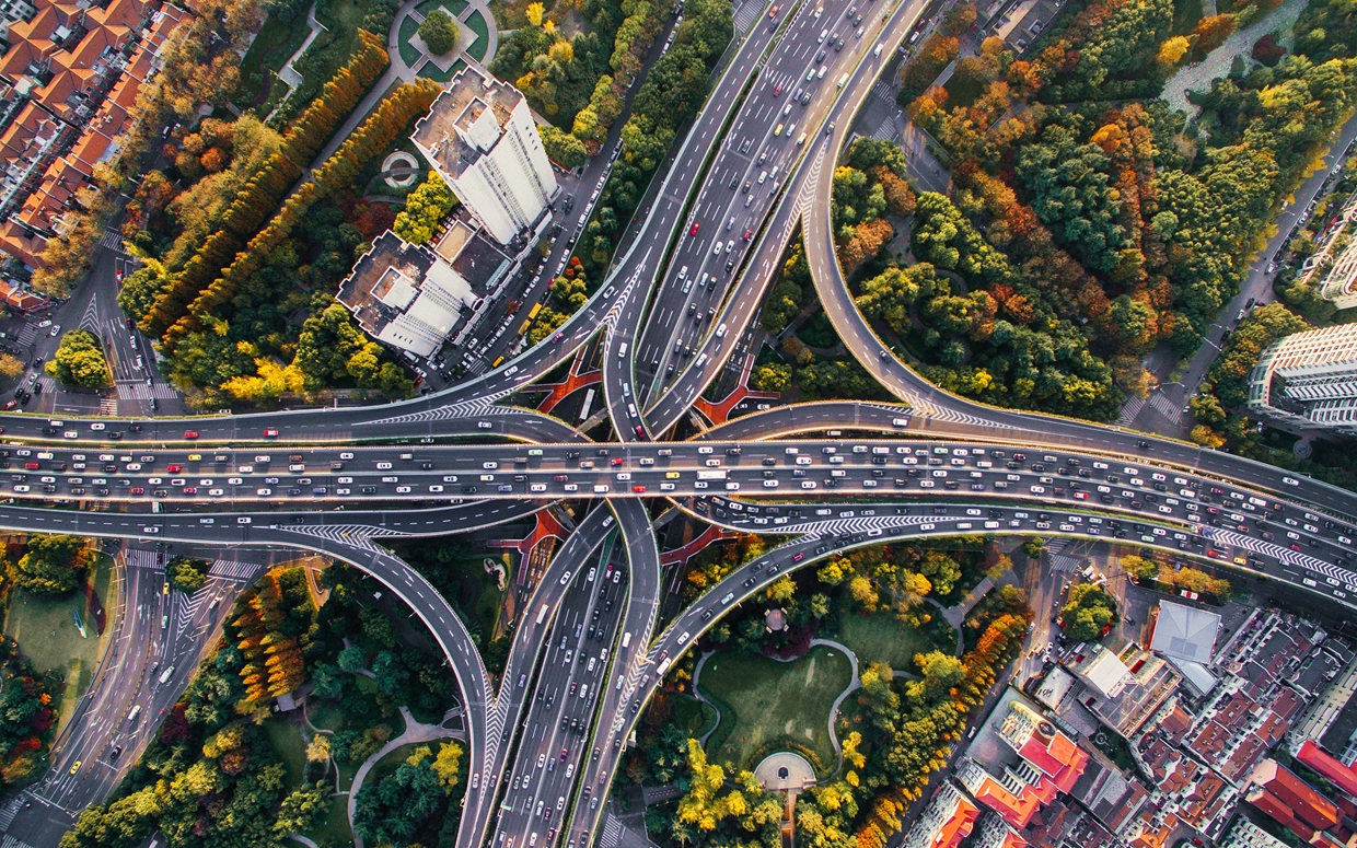 The View from the North: In Praise of Superhighways