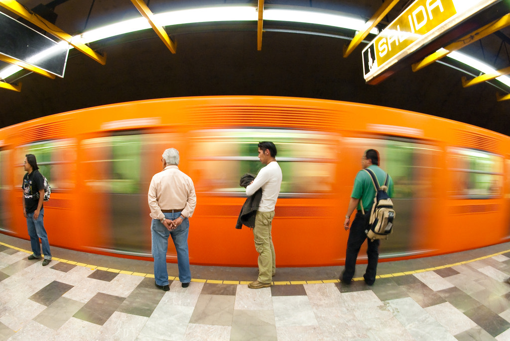 Mexico City Metro Celebrates 50th Anniversary