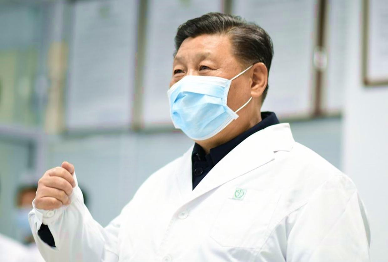 Chinese Leader Vows to Win War AgainstCoronavirus