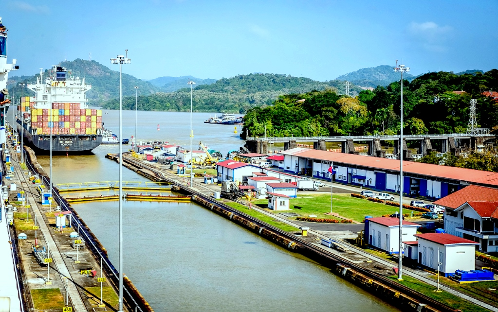 Cruising through History on the Panama Canal
