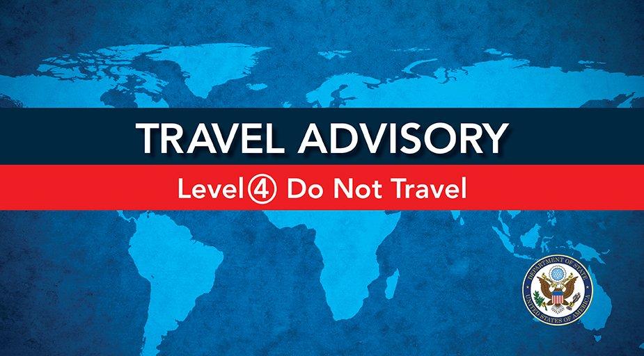US State Department Issues Maximum Travel Advisory forMexico