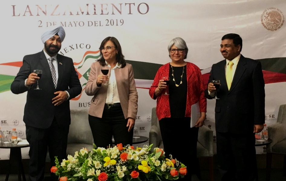 India-Mexico Business Chamber Opens