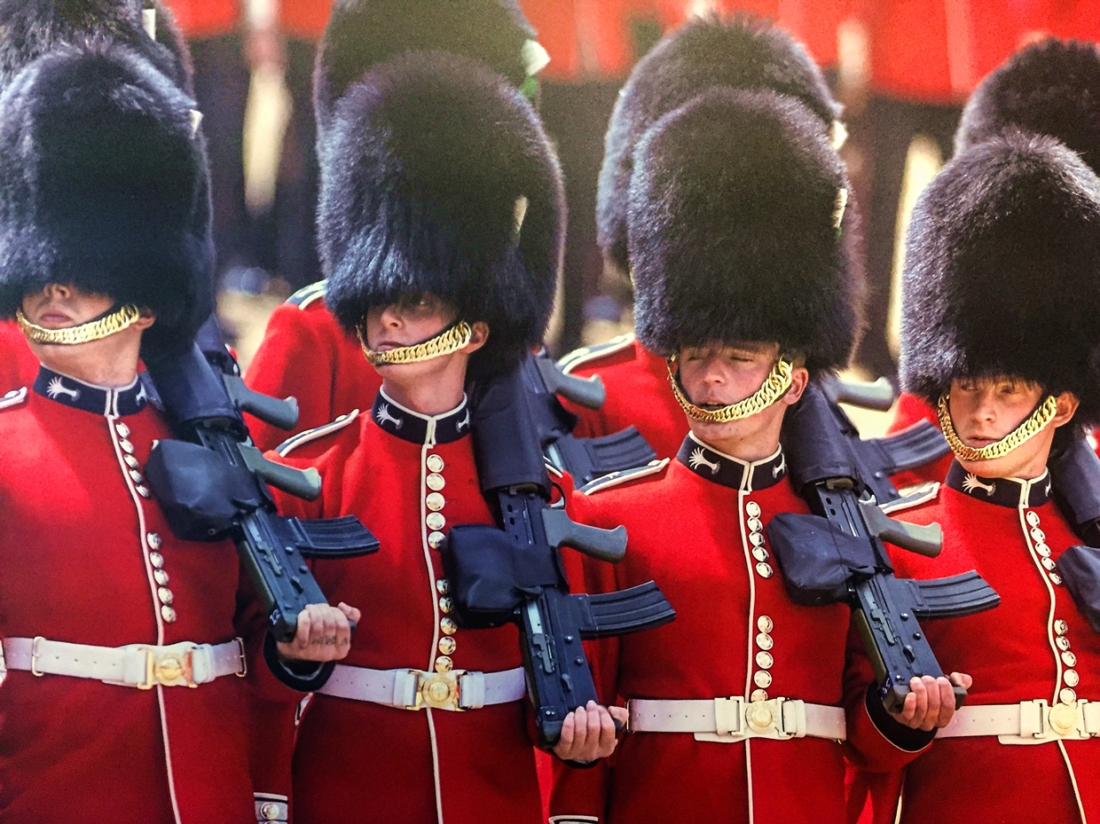 10 Great Places to See the Redcoats Who Made the British Empire